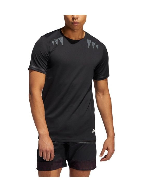 adidas Performance - HEAT.RDY Prime T-shirt -paita - BLACK | Stockmann - photo 5