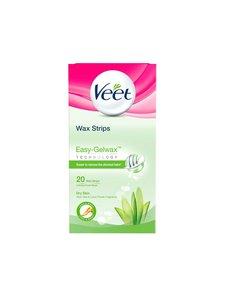 Veet - Cold Wax -geelivahaliuskat kuivalle iholle 20 kpl - null | Stockmann