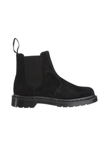 Dr. Martens - 2976 Suede Chelsea Boots -mokkanahkakengät - BLACK | Stockmann