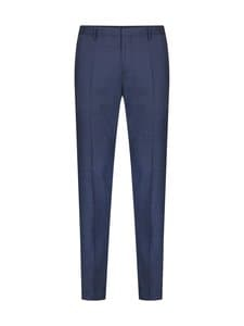 Tommy Hilfiger Tailored - TH Flex Slim Fit Trousers -housut - 0YP DESSERT SKY/NAVY MELANGE | Stockmann