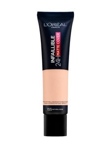 L'Oréal Paris - Infaillible 24H Matte Cover Foundation -mattameikkivoide 30 ml - null   Stockmann