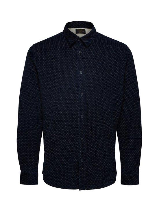 Selected - SlhRegardian Shirt -paita - DARK NAVY AOP:AOP | Stockmann - photo 1