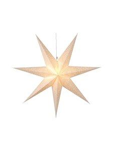 Star - Hanging Paper Star Sensy -koristevalo 70 x 70 x 16 cm - WHITE (VALKOINEN) | Stockmann