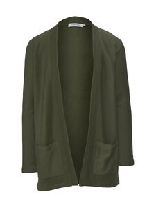 CONSTRUE - Honolulu-puuvillaneuletakki - KHAKI GREEN | Stockmann