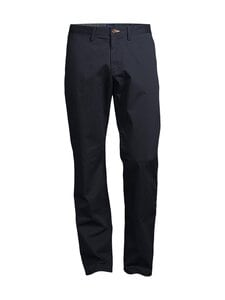 GANT - Chino Twill -housut - 410 MARINE | Stockmann