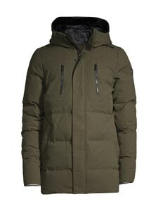 Sail Racing - Race T8 Parka -untuvatakki - 785 FOREST GREEN | Stockmann