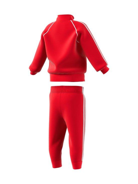 adidas Originals - Sst Track Suit -verryttelyasu - SCARLE/WHITE | Stockmann - photo 2