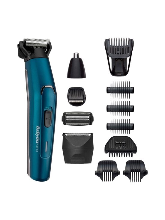Babyliss - 12-in-1 Japanese Steel Face & Body Kit -trimmaussetti - BLUE | Stockmann - photo 2