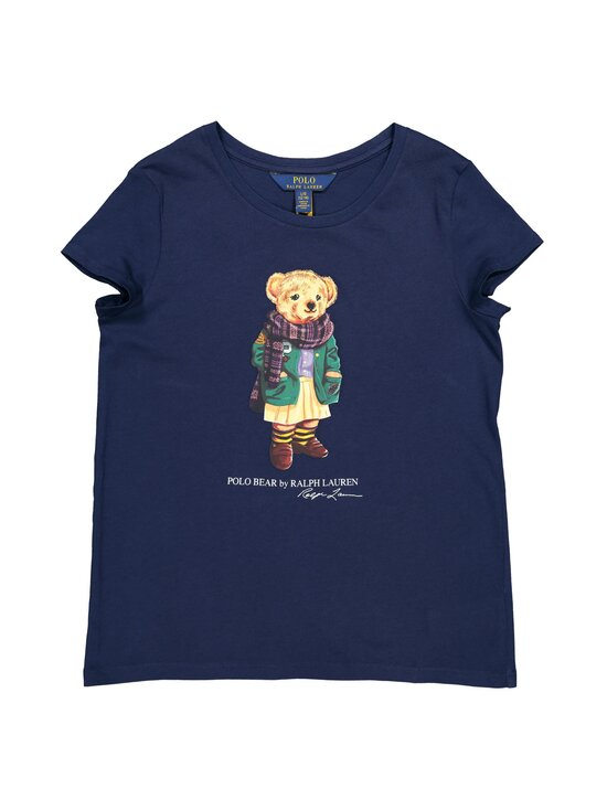 Polo Ralph Lauren - Bear Tee -paita - 2WC8 NAVY | Stockmann - photo 1