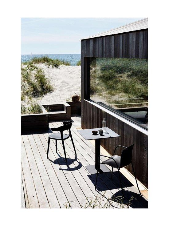 Muubs - Luna Stripe -tuoli 51 x 77 x 51 cm - BLACK | Stockmann - photo 3