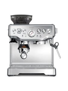 Sage - BES875UK the Barista Express™ -espressokeitin - SILVER | Stockmann