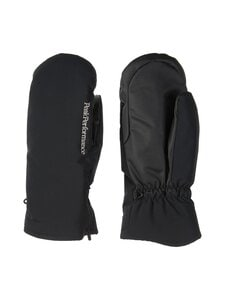 Peak Performance - Unite Mitten -rukkaset - 050 BLACK | Stockmann