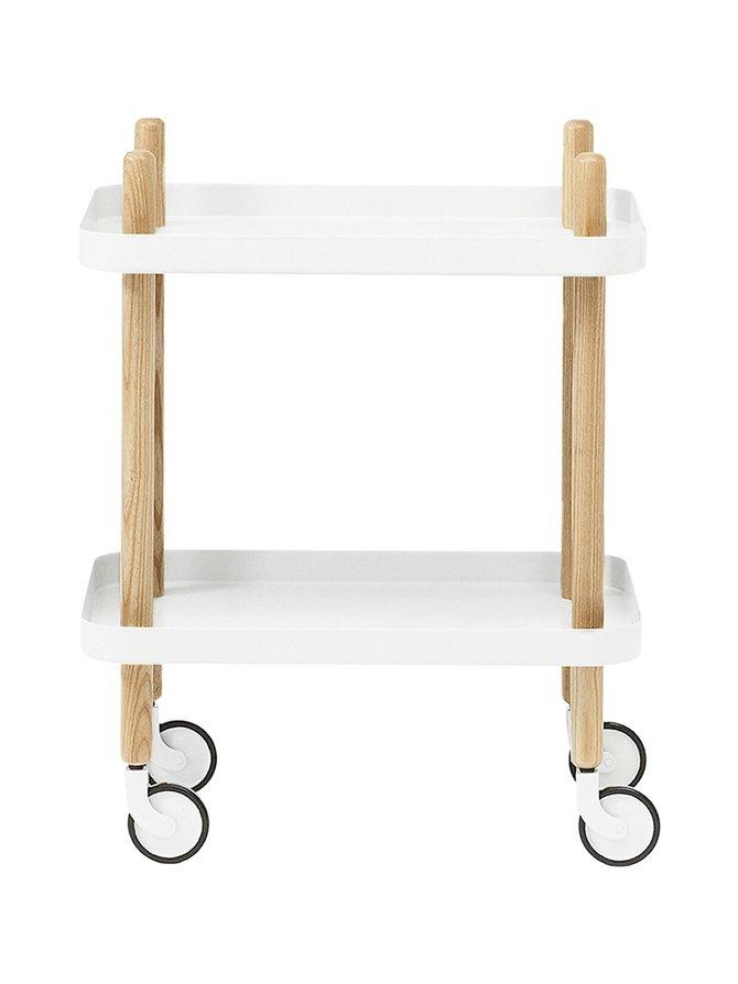 Block-pöytä