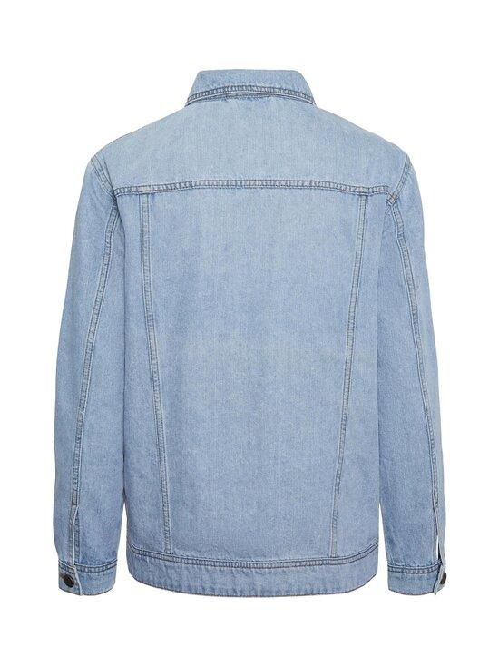 Noisy may - NmOle L/S Denim Jacket -farkkutakki - LIGHT BLUE DENIM | Stockmann - photo 2