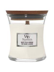 Woodwick - White Tea & Jasmine Mini -tuoksukynttilä - WHITE | Stockmann
