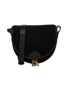 See By Chloe - Mara Shoulder Bag -nahkalaukku - 001 BLACK | Stockmann