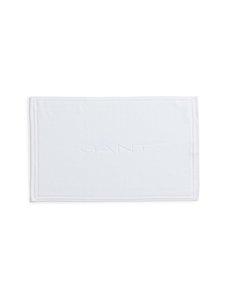 Gant Home - Kylpyhuonematto 50 x 80 cm - WHITE   Stockmann
