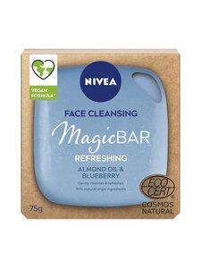 NIVEA - MagicBAR Refreshing Cleansing Bar for Face -kasvosaippua 75 g | Stockmann