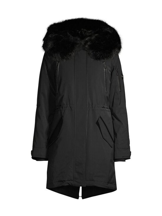 Michael Michael Kors - Down Anorak -takki - 001 BLACK | Stockmann - photo 1