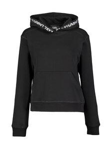 Karl Lagerfeld - Graffiti Logo Hoodie -huppari - 999 BLACK | Stockmann