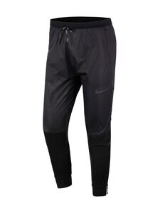 Nike - Swift Shield Pants -juoksuhousut - 010 BLACK/REFLECT BLACK | Stockmann