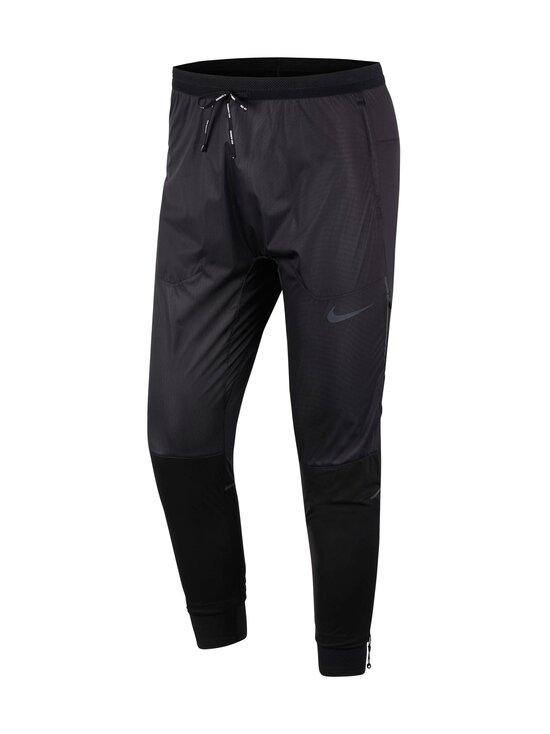 Nike - Swift Shield Pants -juoksuhousut - 010 BLACK/REFLECT BLACK | Stockmann - photo 1