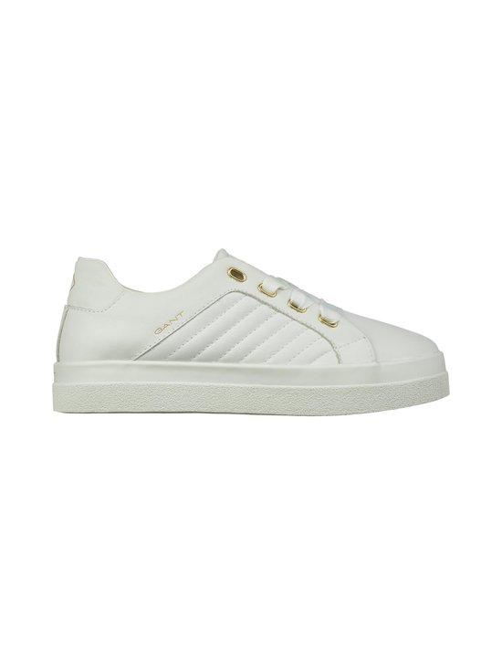 GANT - Avona-nahkasneakerit - G290 BRIGHT WHITE | Stockmann - photo 1