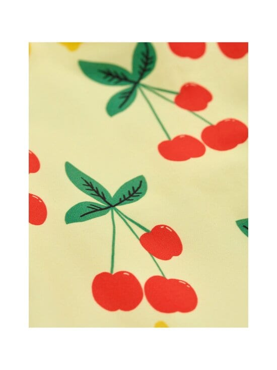 Mini Rodini - Cherry Lemonade Swimsuit -uimapuku - YELLOW | Stockmann - photo 3