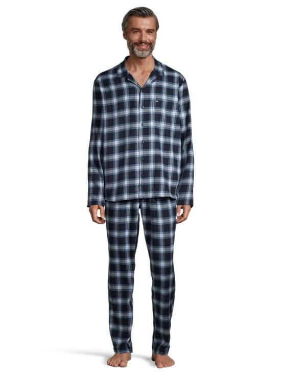 Cap Horn - Ness-pyjama - BLUE CHECK COMBO | Stockmann - photo 2