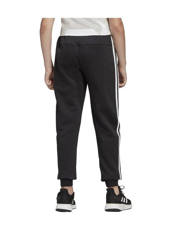 adidas Performance - Essentials 3-Stripes -collegehousut - BLACK/WHITE   Stockmann - photo 7