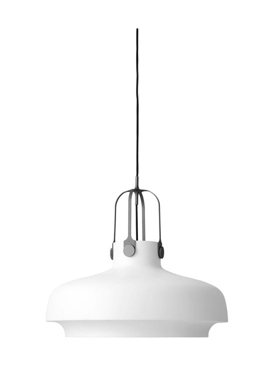 &tradition - Copenhagen Pendant SC8 -riippuvalaisin Ø 60 cm - MATT WHITE | Stockmann - photo 1