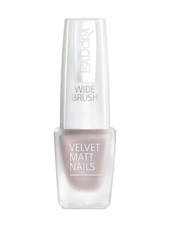 Isadora - Velvet Matt Nails -kynsilakka 6 ml - 203 VELVET GREIGE | Stockmann - photo 1