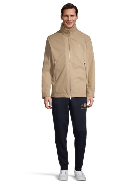 GANT - Midlength Jacket -takki - 248 DARK KHAKI | Stockmann - photo 2