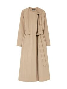 Isabel Marant - Ilifawn Trench Coat -trenssi - 90BE BEIGE | Stockmann