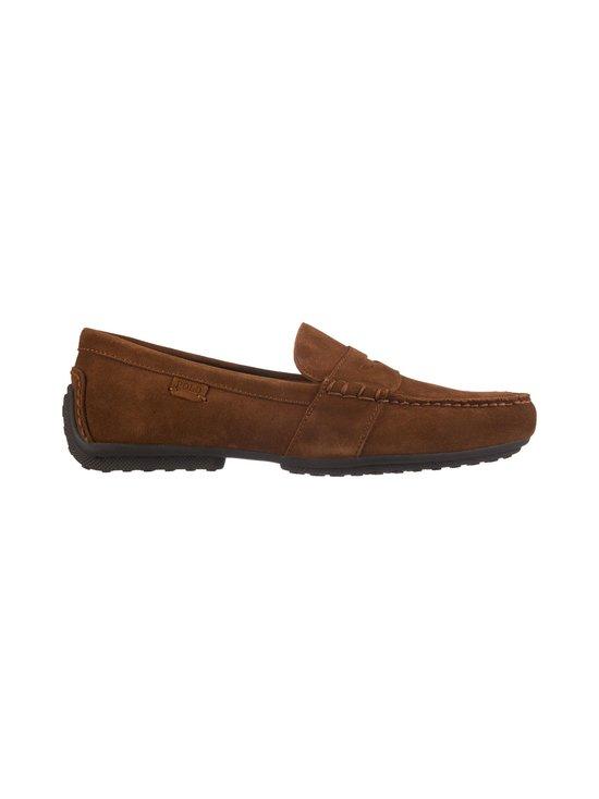 Polo Ralph Lauren - Reynold Slip-on -loaferit - 2WHT SNUFF   Stockmann - photo 1