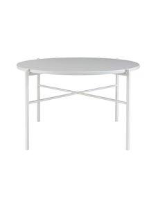 Hakola - Round-pöytä 70 x 42 cm - VALKOINEN | Stockmann