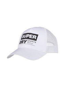 Superdry Sport - Sport Cap -lippalakki - 01C OPTIC | Stockmann