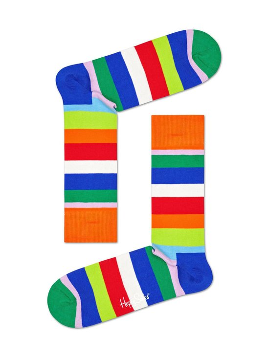 Happy Socks - Stripe-sukat - 2500 MULTICOLOR | Stockmann - photo 1