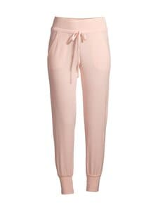 Deha - Viscose Jogger Pants -collegehousut - 35304 PEACH ROSE | Stockmann