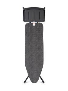 Brabantia - Ironing Board B -silityslauta 124 x 38 cm - BLACK | Stockmann