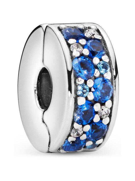 Pandora - Silver Clip - BLUE | Stockmann - photo 1