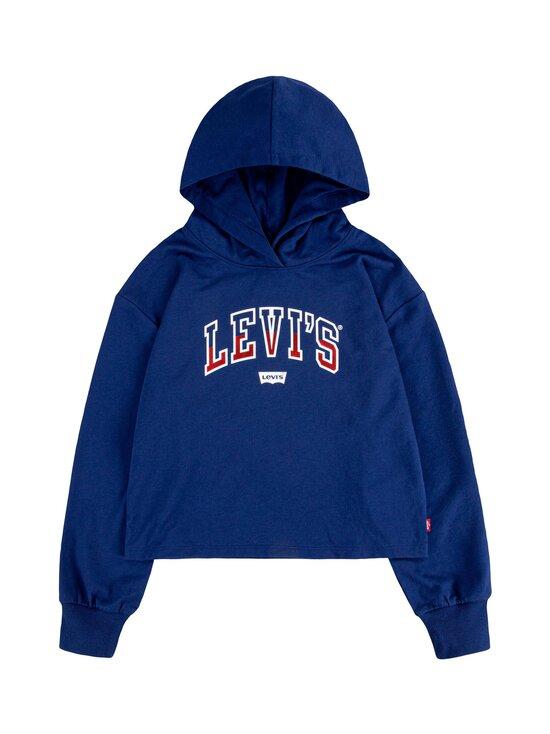 Levi's Kids - SLEEVE HOOD -huppari - B9G MEDIEVAL BLUE | Stockmann - photo 1