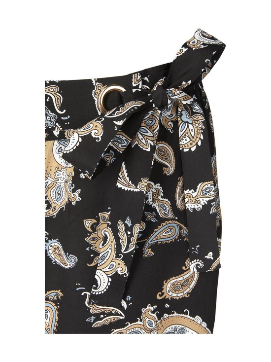 cut & pret PLUS - Teresa Plus Printed Wide -housut - BLACK PAISLEY PRINT | Stockmann - photo 3