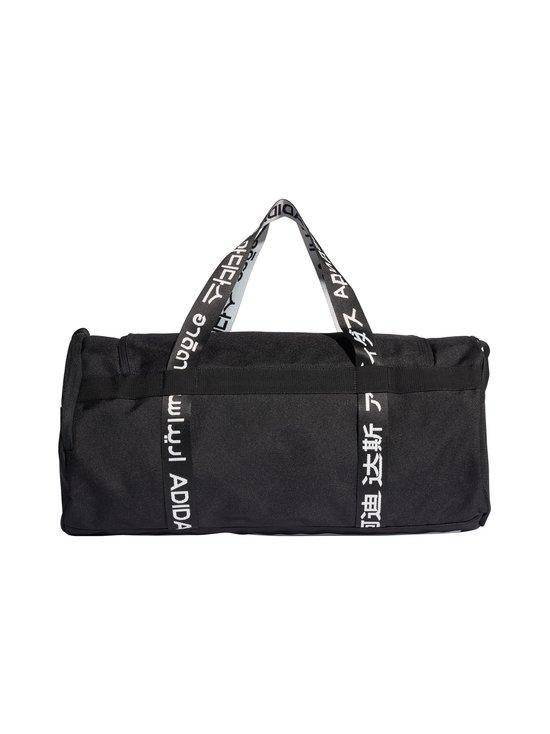 adidas Performance - 4ATHLTS Duffel Bag Medium -laukku - BLACK/BLAC BLACK/BLACK/WHITE   Stockmann - photo 3