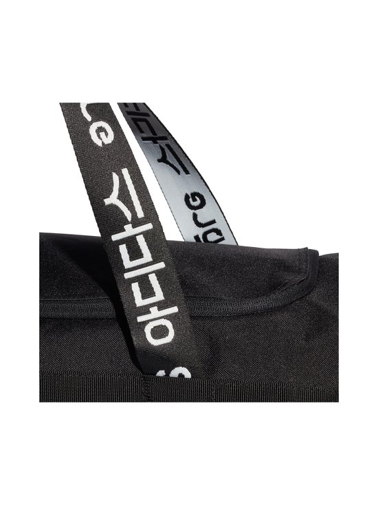 adidas Performance - 4ATHLTS Duffel Bag Medium -laukku - BLACK/BLAC BLACK/BLACK/WHITE   Stockmann - photo 6