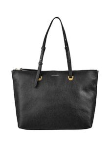 Coccinelle - Lea Shopper -nahkalaukku - 001 NOIR   Stockmann