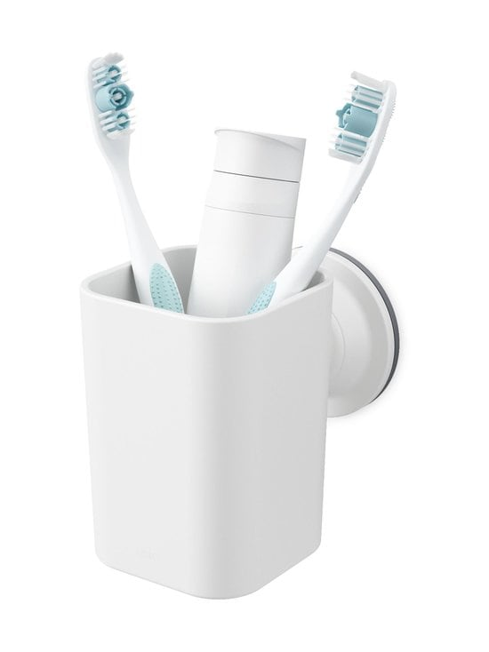 Umbra - Flex Sure-Lock Toothbrush Holder -hammasharjateline - WHITE | Stockmann - photo 6