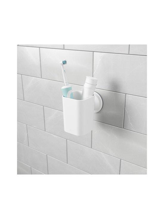 Umbra - Flex Sure-Lock Toothbrush Holder -hammasharjateline - WHITE | Stockmann - photo 7