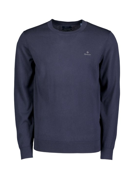 GANT - Puuvilla-kashmirneule - 433 EVENING BLUE | Stockmann - photo 1