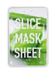 KOCOSTAR - Slice Mask Sheet Aloe Vera -kasvonaamiot - null | Stockmann